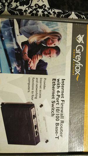 Internet firewall router for Sale in Jacksonville, FL