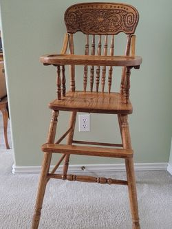 Vintage Highchair for Sale in Sherwood,  OR
