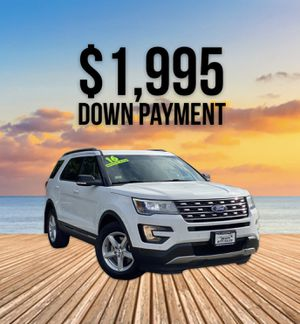 2016 FORD EXPLORER XLT for Sale in Londonderry, NH