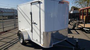 5x8 enclosed cargo trailer for Sale in Phoenix, AZ