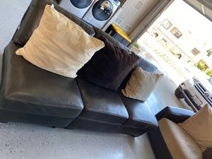 Couch set with table for Sale in El Cajon, CA