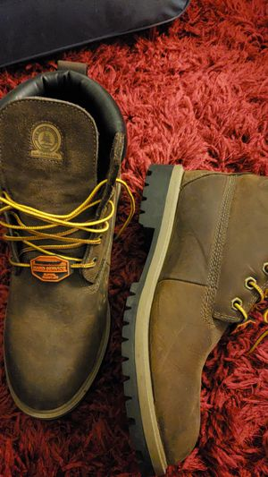 G.H. bass and co. Mens leather boots size 10 for Sale in Riverside, CA