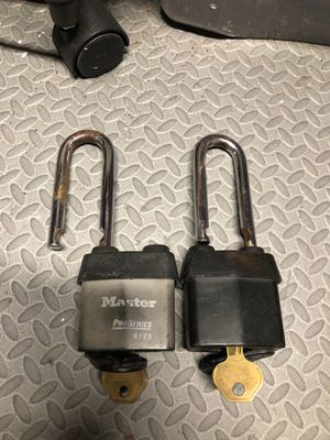 Outdoor locks for Sale in Queens, NY