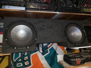 "Pioneer 12"" subwoofers for Sale in Hilliard, OH"