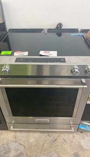 KitchenAid KSEG700ESS electric stove 😁😁😁 INET for Sale in Fort Worth, TX