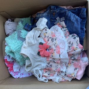 Baby Girl Clothes for Sale in San Bernardino, CA