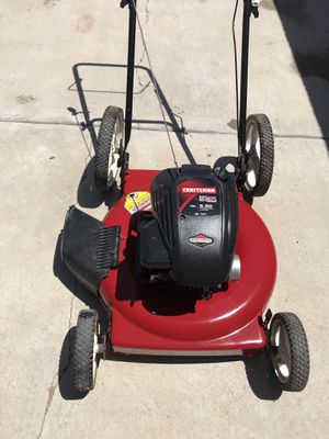 Craftsman lawnmower for Sale in Phoenix, AZ