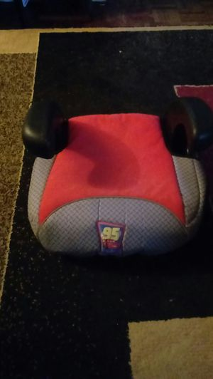 Cars Booster Seat. Nice! for Sale in Portland, OR