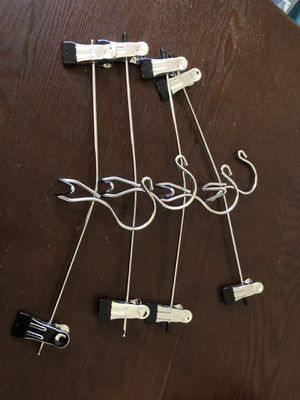 4 hangers $1 for Sale in Martinsburg, WV