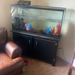 55 Gallon Tank And Stand for Sale in Ellensburg,  WA
