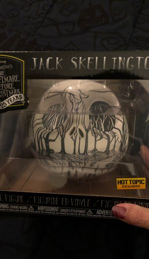Nightmare before Christmas Vinyl figure for Sale in Chino, CA