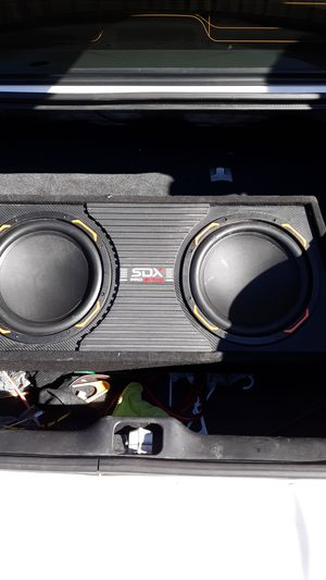 SDX PRO AUDIO 212'S for Sale in Las Vegas, NV