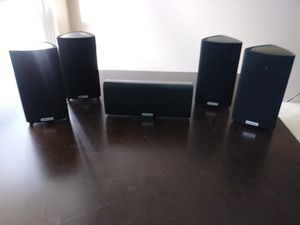 Polk Audio RM95 Surround speakers for Sale in Romeoville, IL