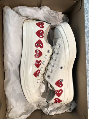 CDG CONVERSE SIZE 5 for Sale in College Park, MD