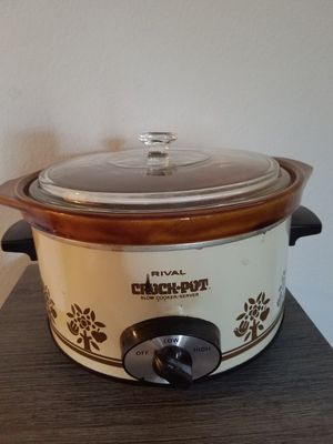 Vintage crock pot for Sale in Frisco, TX