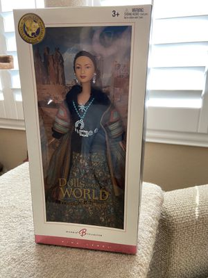Mattel Dolls of the World for Sale in Las Vegas, NV