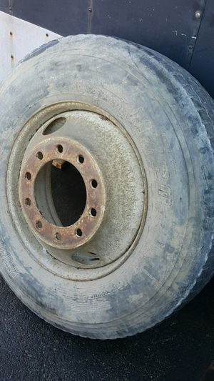 Spare tire for a semi for Sale in Indianapolis, IN