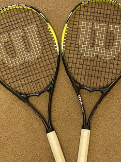WILSON TENNIS RACKETS for Sale in South Hill,  WA