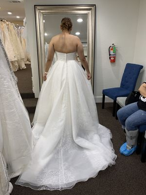 Wedding dress/Quinceanera dresses for Sale in DW GDNS, TX