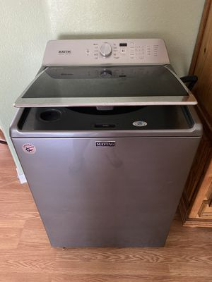 Maytag commercial washer for Sale in Fort McDowell, AZ