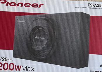 Pioneer TS-A2500LB for Sale in Pico Rivera,  CA