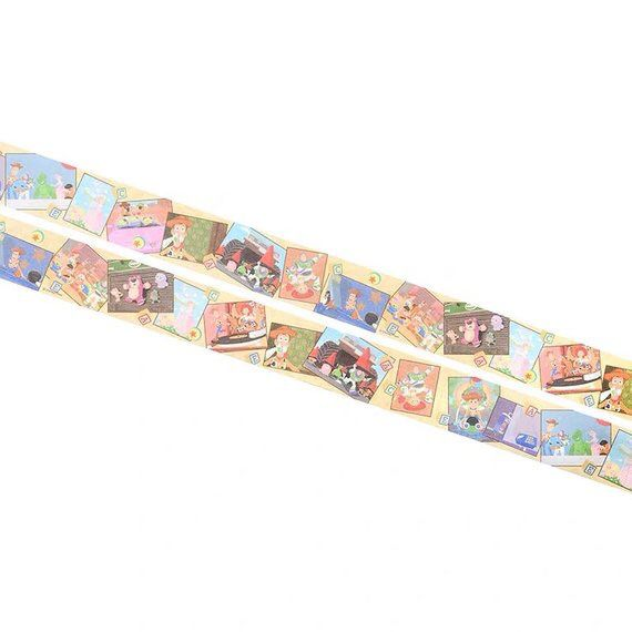 Japan Toy Story Exclusive Washi Tape