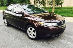 2010 Kia Forte : Blue TOOTH : Cold AC Clean Title for Sale in Takoma Park, MD