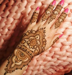 Henna designs for Eid for Sale in Oakland, CA