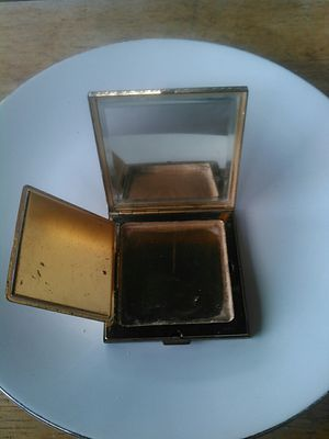 Brass powder box for Sale in Ville Platte, LA