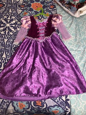 Disney Rapunzel Costume for Sale in Miami, FL