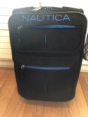 Nautical carry on luggage for Sale in Soquel, CA