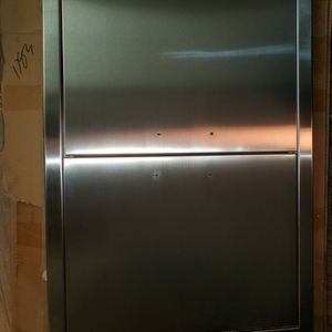 BBQ Access Door 28 X 19 Inch BBQ Island Door Brushed Stainless Steel Perfect for Outdoor Kitchen or BBQ Island(28W x 19H) for Sale in Downey, CA