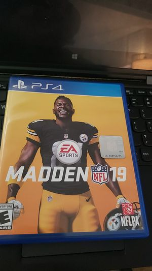 Madden 19 Ps4 for Sale in Delaware, OH