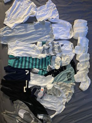 Newborn -3months Baby boy Clothing for Sale in Portland, OR