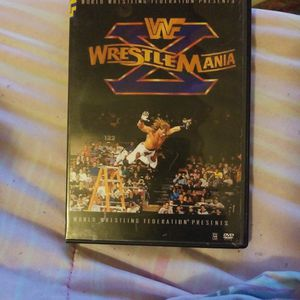 Wwf Wrestlemania 10 Dvd for Sale in Chicago, IL