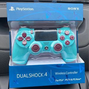 (Berry Blue) Playstation 4 Wireless DualShock 4 Controller for Sale in Hoffman Estates, IL