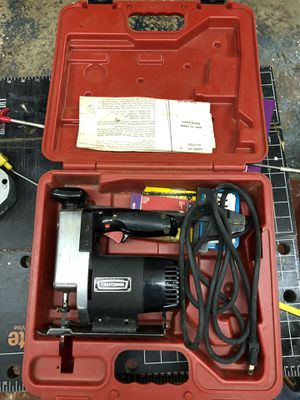 Craftsman Jig-Saw for Sale in Cheswick, PA