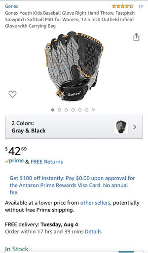 Baseball or Softball Gloves for Young Kids for Sale in Elk Grove, CA