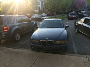 Bmw 525i 2002 for Sale in Silver Spring, MD