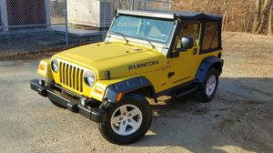 2004 Jeep Wrangler Rubicon 4x4 for Sale in Acton, MA