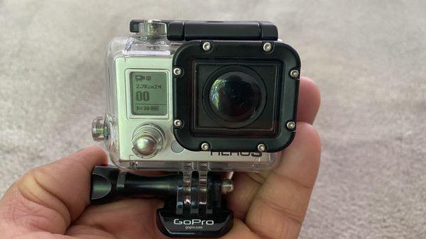 GoPro Hero 2 & GoPro Hero 3