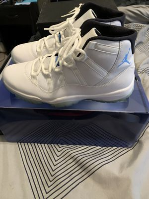 Nike Air Jordan XI Carolina Blue size 10.5 for Sale in Atlanta, GA
