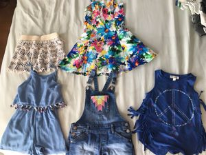 Girl clothe size 7-8 small for Sale in Coral Gables, FL