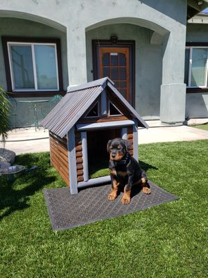 Dog house..... for Sale in San Bernardino, CA