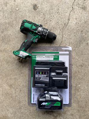 Meta I Hammer Drill Brushless New with battery and charger. for Sale in Mill Creek, WA