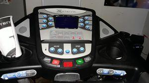 Xxterra treadmill nice big comfy jog automatic everything for Sale in Buda, TX