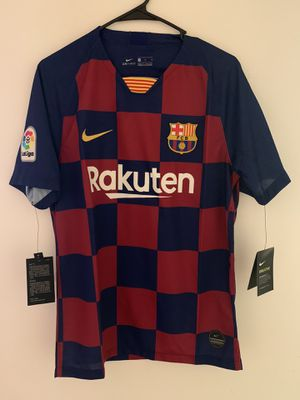 Barcelona 2019/2020 Home Jersey for Sale in MONTGOMRY VLG, MD