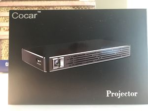 Android projector - project movies from your phone to any surface! for Sale in Austin, TX