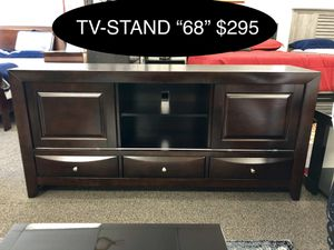 Brand new solid big Tv-Stand for Sale in Fresno, CA
