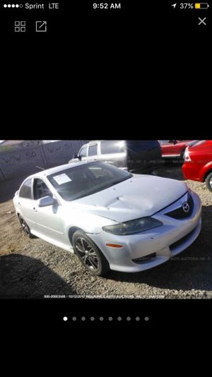 2005 Mazda 6 parts only for Sale in Phoenix, AZ